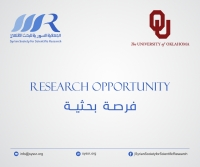 Graduate Research Assistant position at The University of Oklahoma